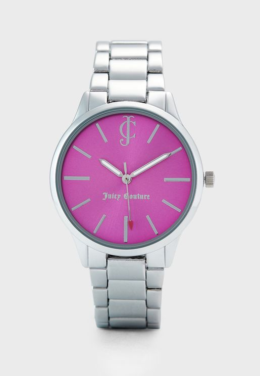 JC1059PKSV Analog Watch