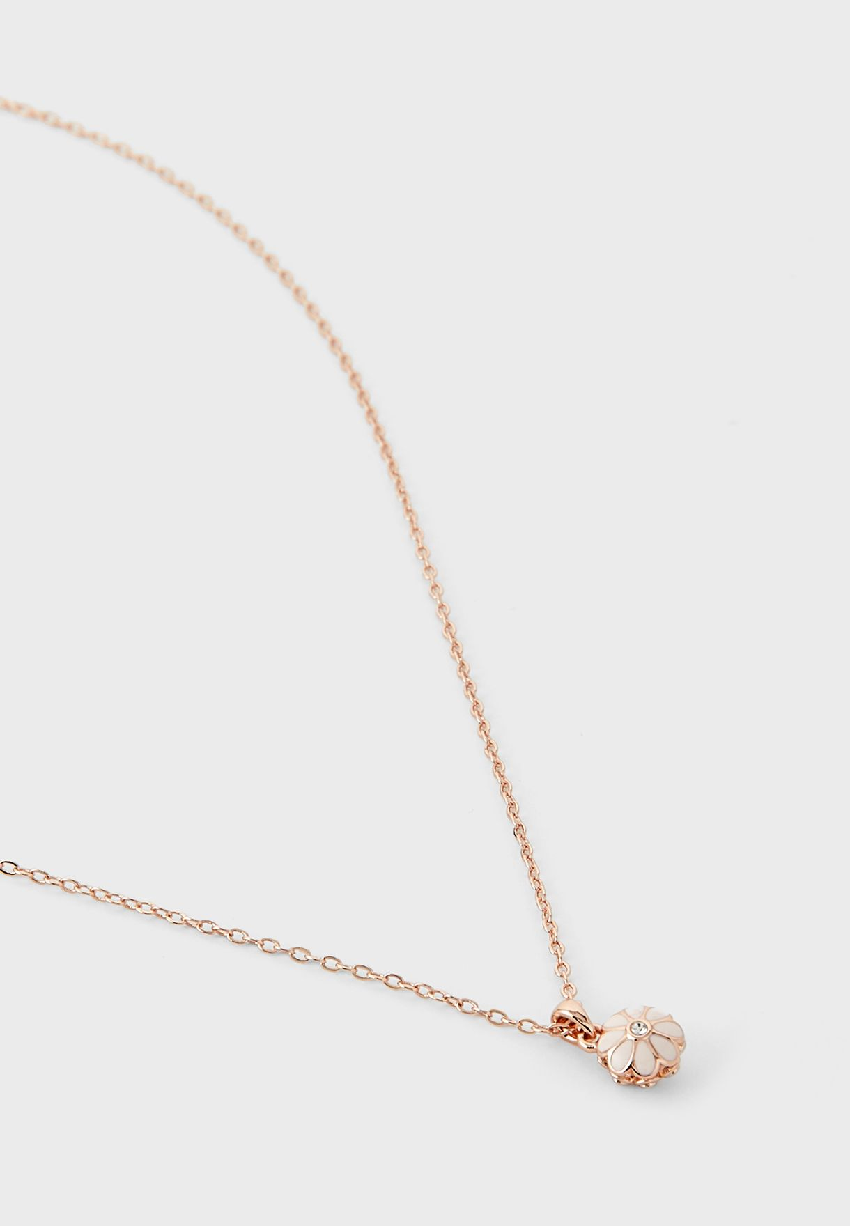 Dorriy Daisy Pendant Necklace