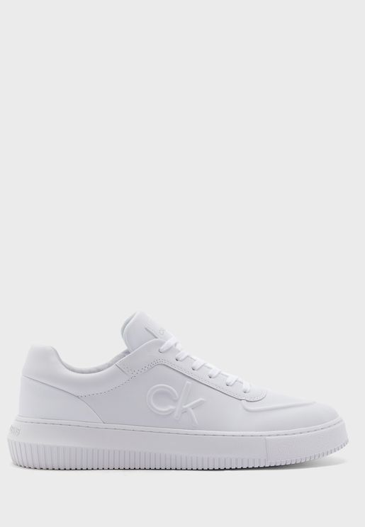 Chunky Sole  Laceup Oxford Sneaker