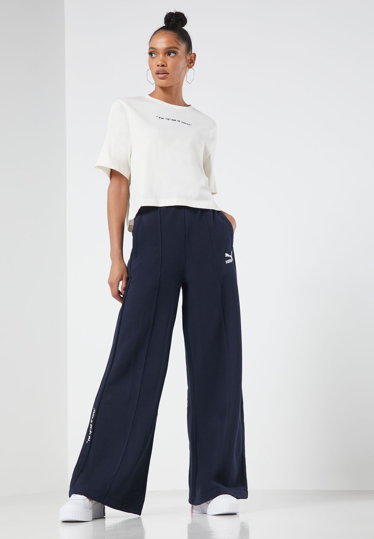 CSM High Waist Sweatpants