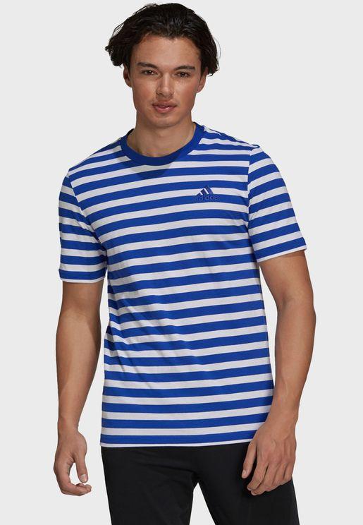 Essential Stripy T-Shirt