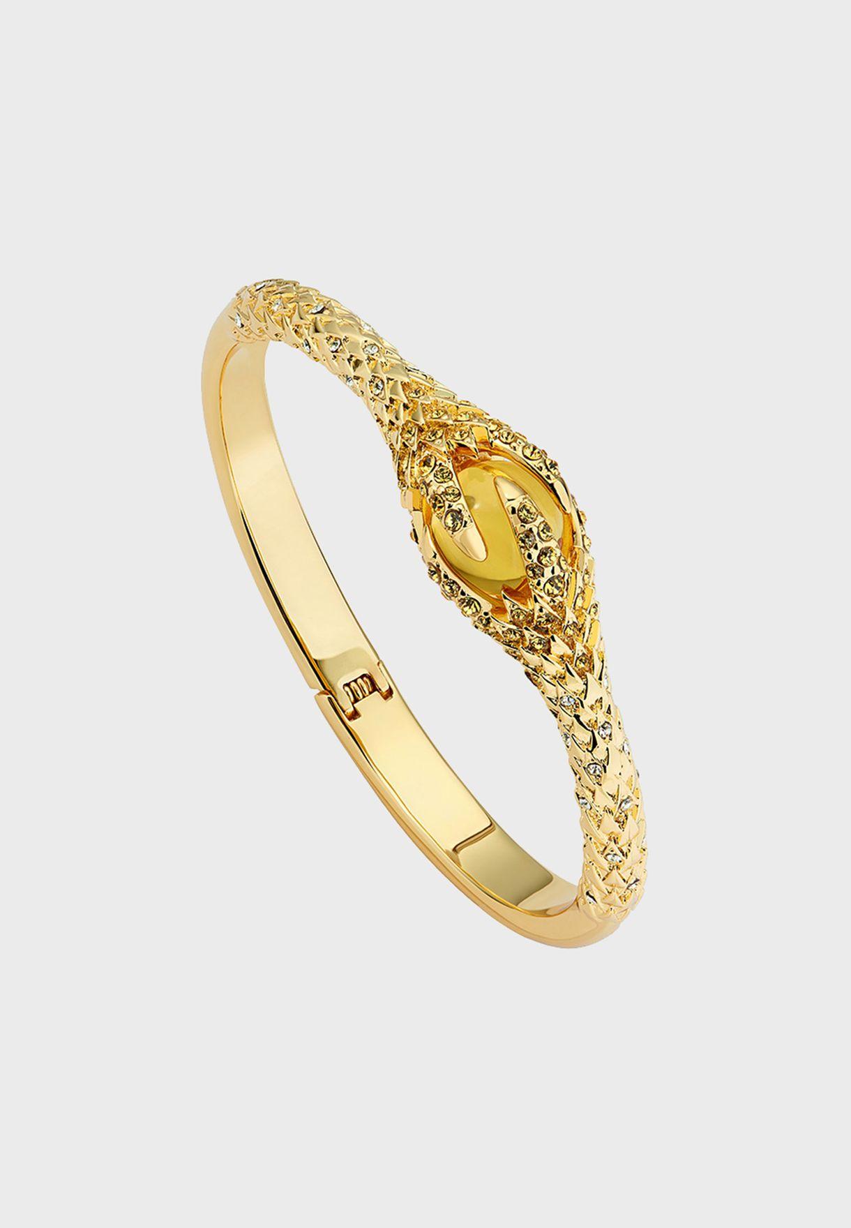 Eagle Crystal Cuff Bracelet