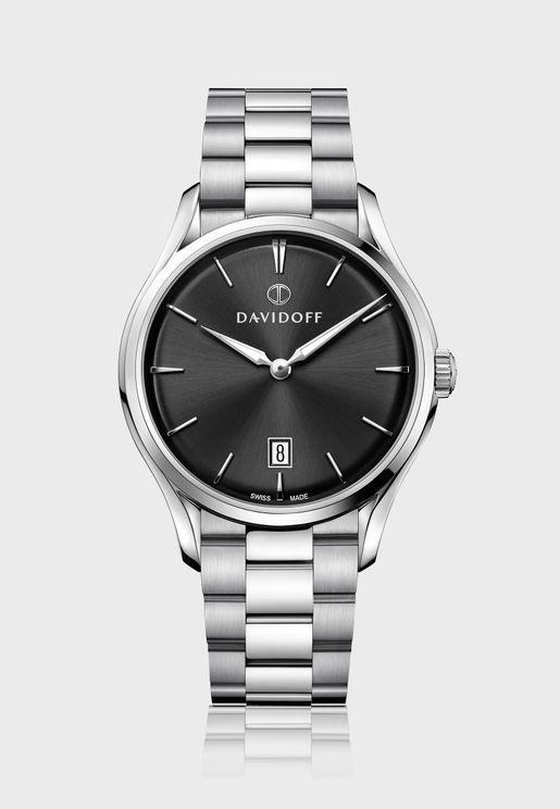 Analog Steel Strap Watch