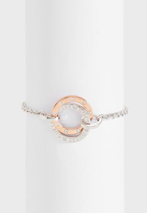 B-Guess Circles Bracelet
