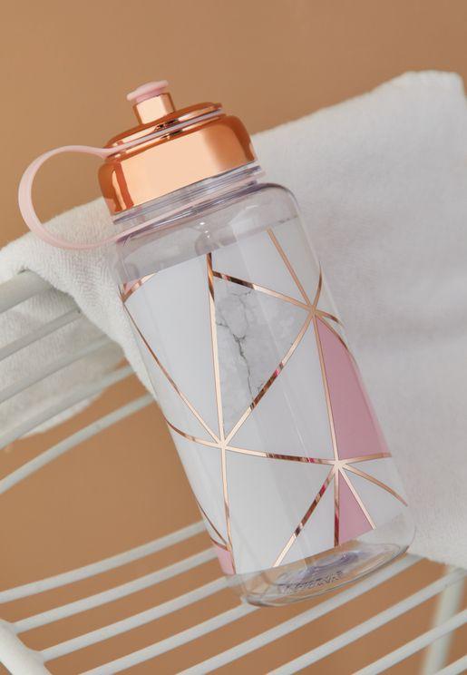 Patterned Water Bottle