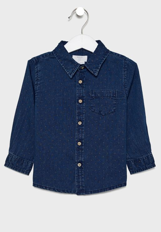 Infant Regular Shirt