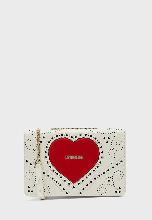 Heart Detail Crossbody