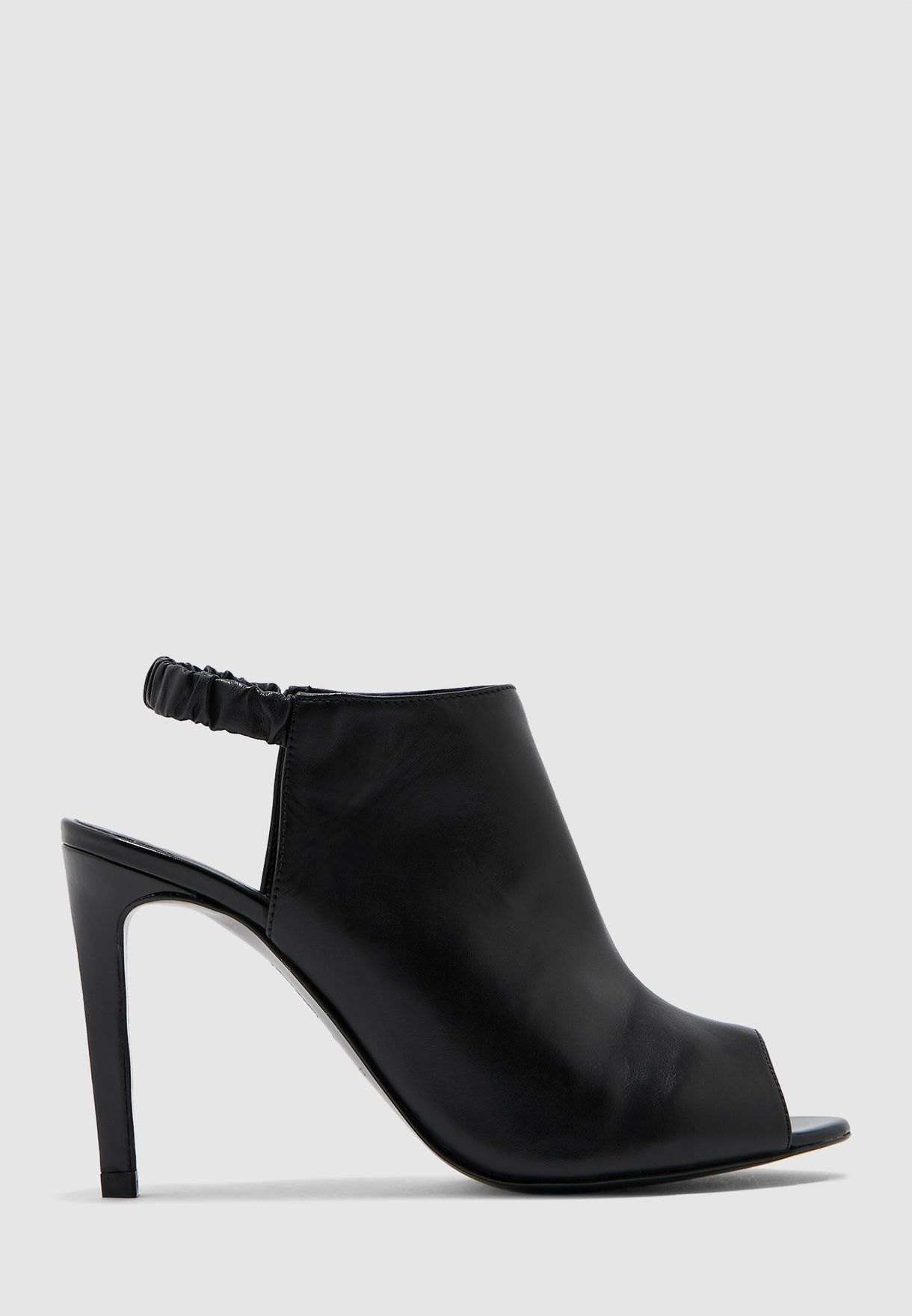 Ella High Pump -  Black