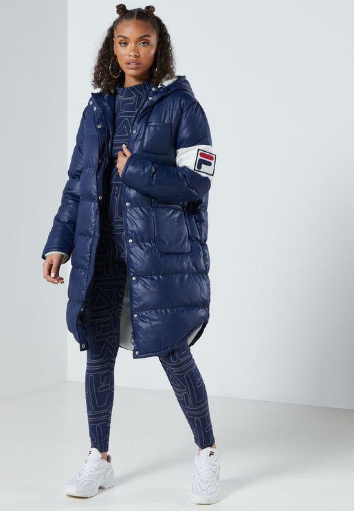 Luisa Puffer Jacket