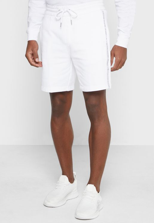 Logo Tape Shorts