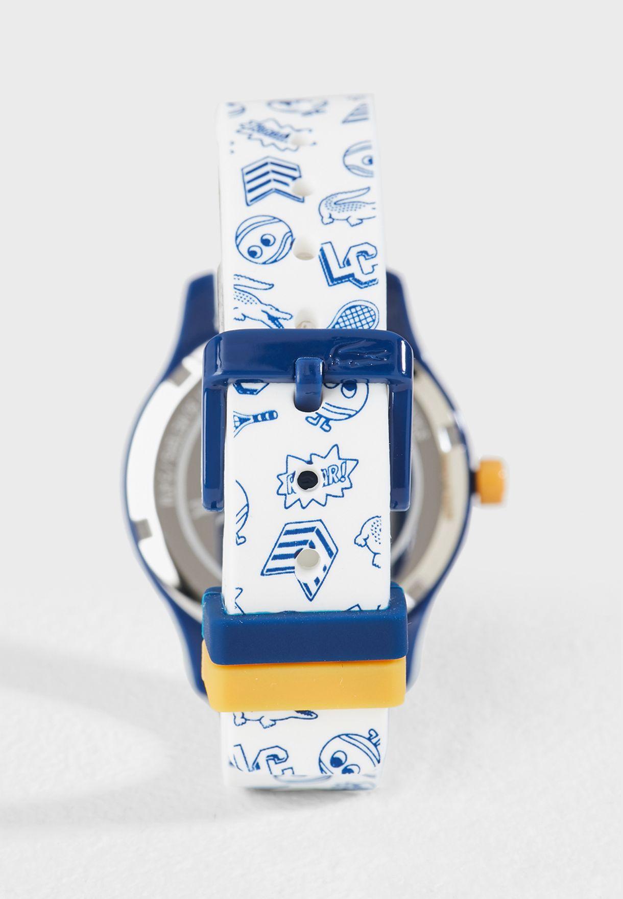 Kids Printed Strap Watch