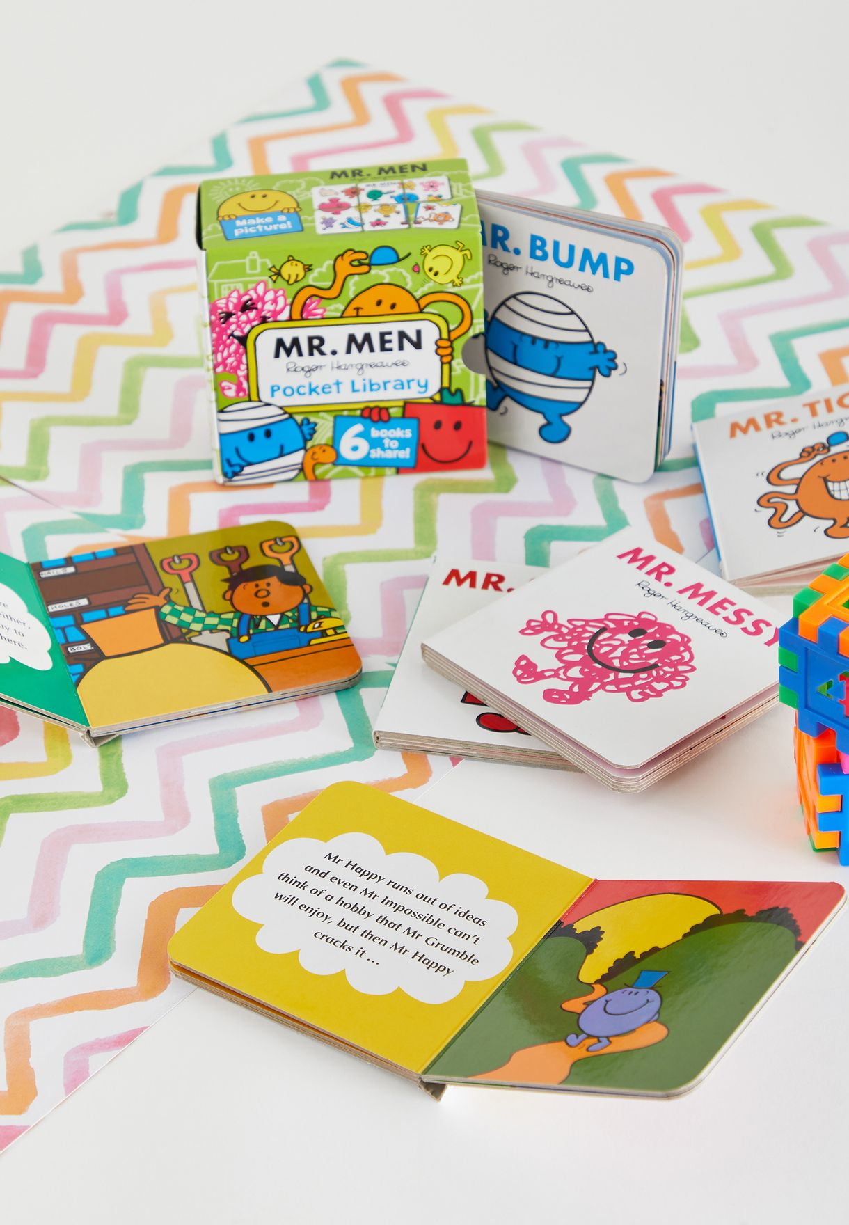 Mr Men Pocket Library