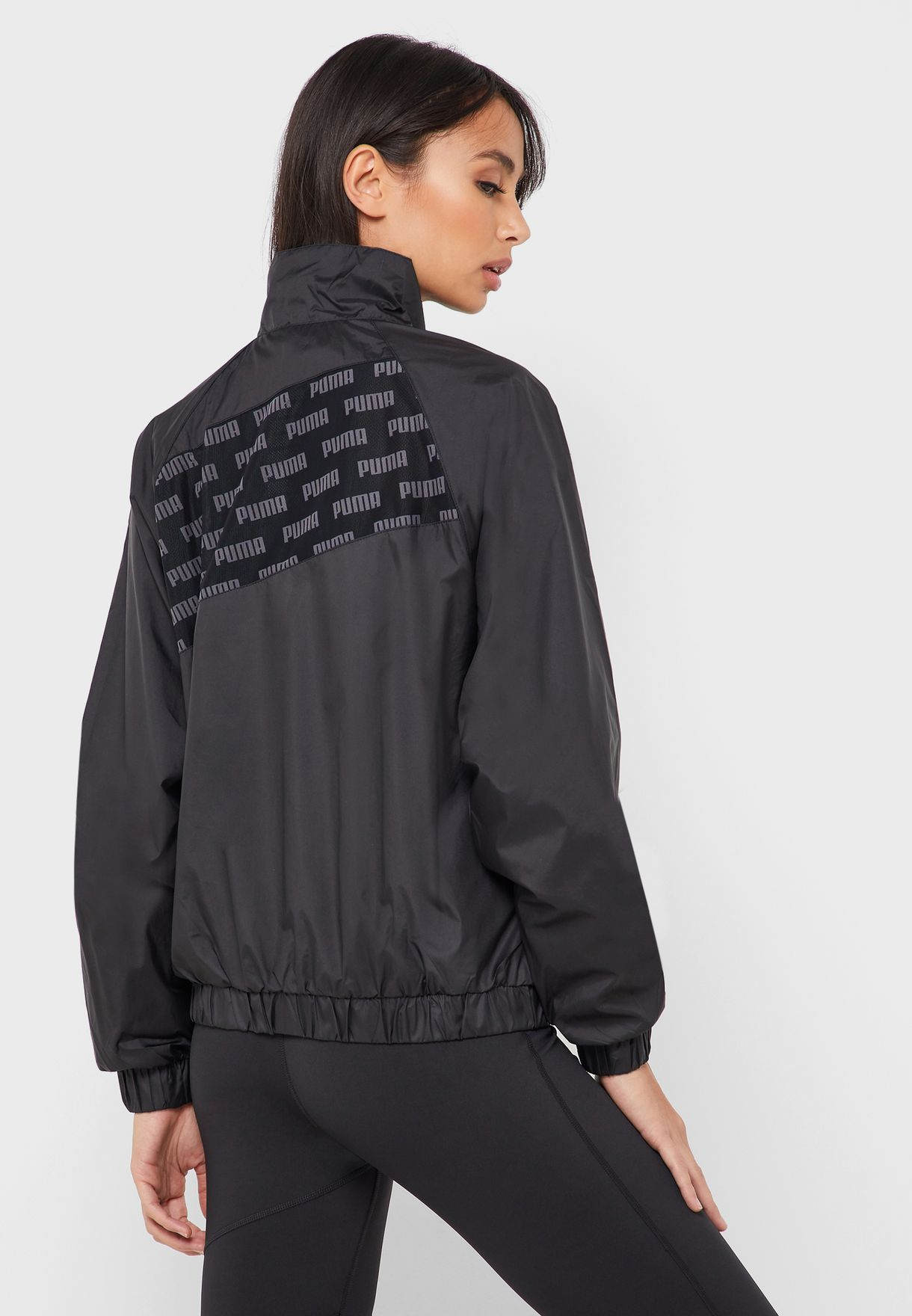 Feel It Windbreaker Jacket