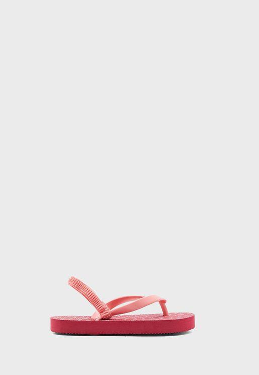 Infant Slingback Flip Flop
