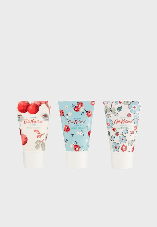 3 Pack Blossom Birds Hand Cream 30ml
