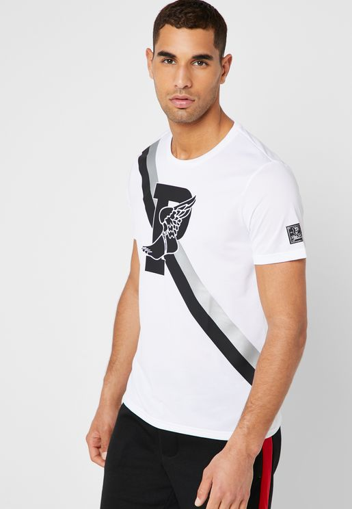 Active Fit P-Wing Graphic Tee