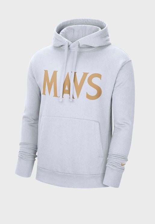 Dallas Mavericks Fleece Hoodie