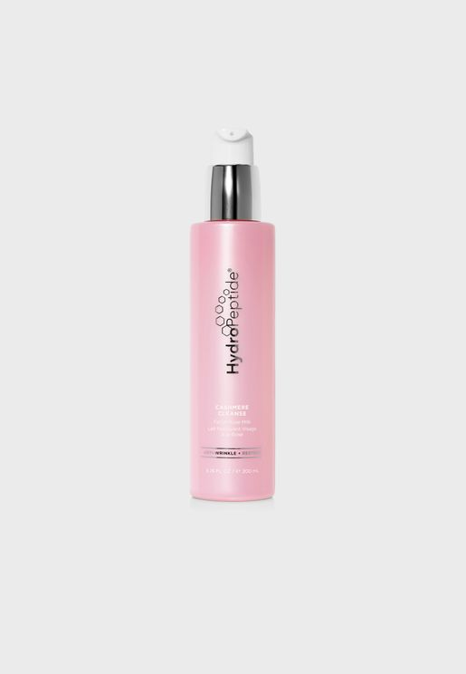 Cashmere Cleanse: Facial Rose Milk