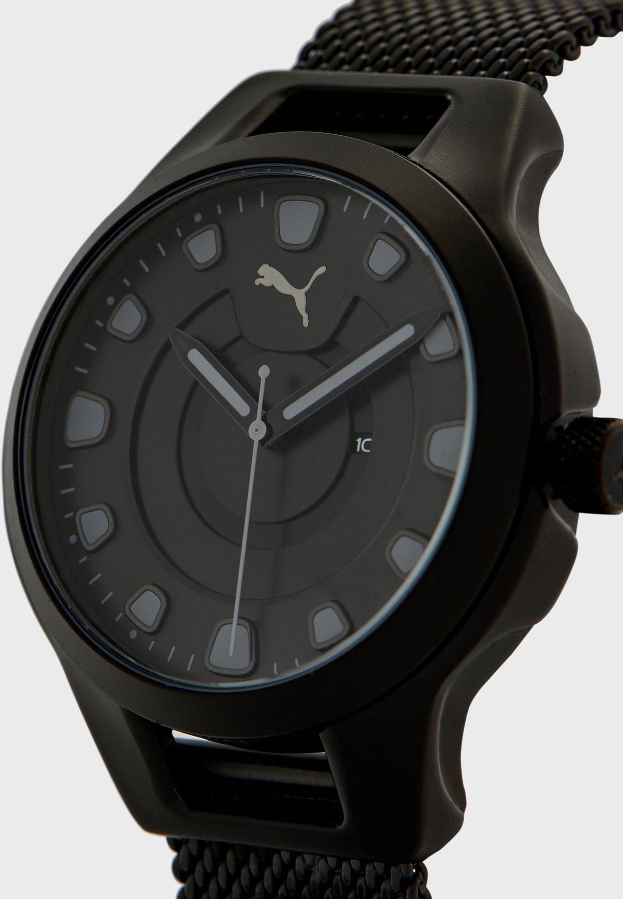 Reset Analog Watch