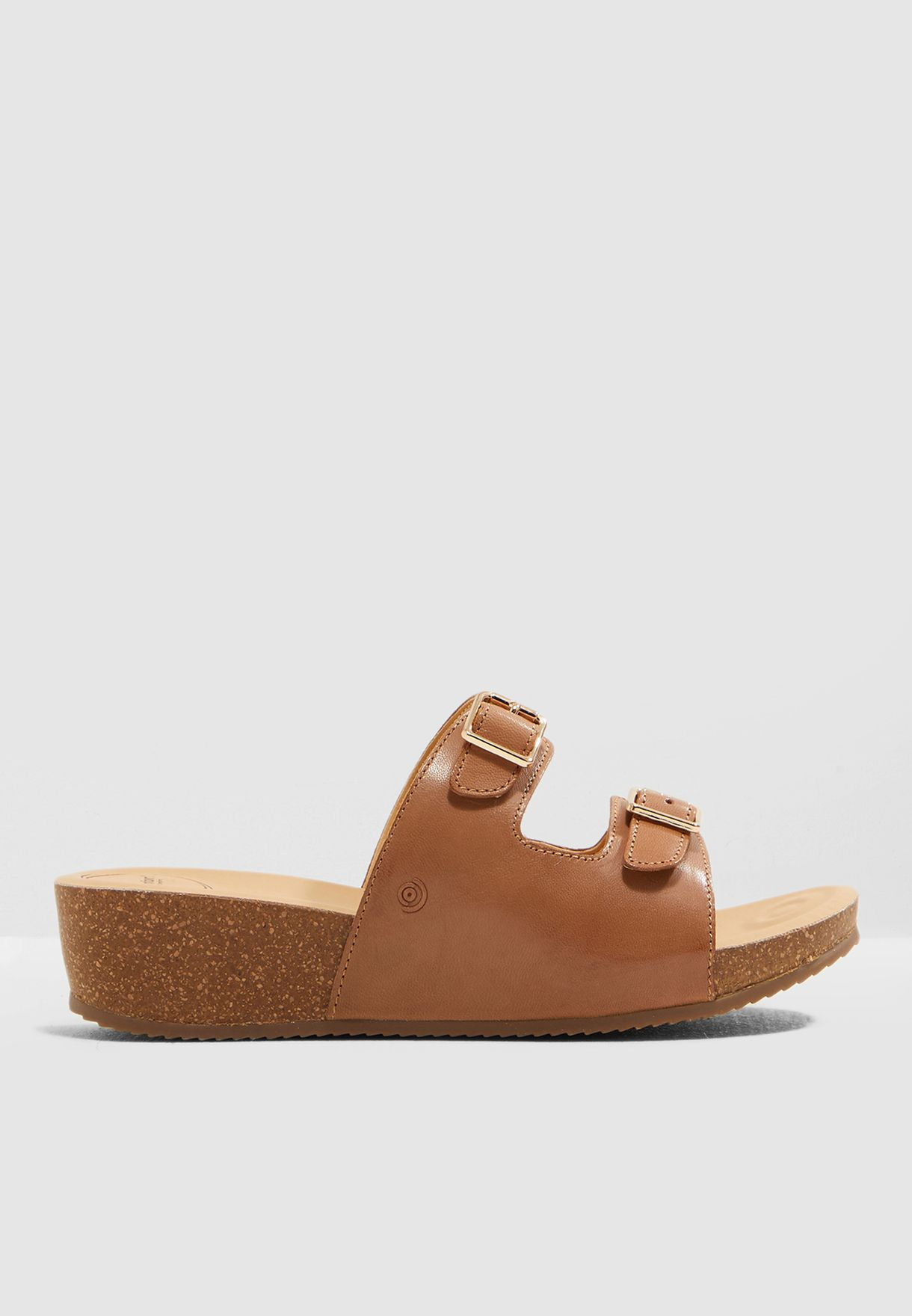 Multi Buckle Sandal