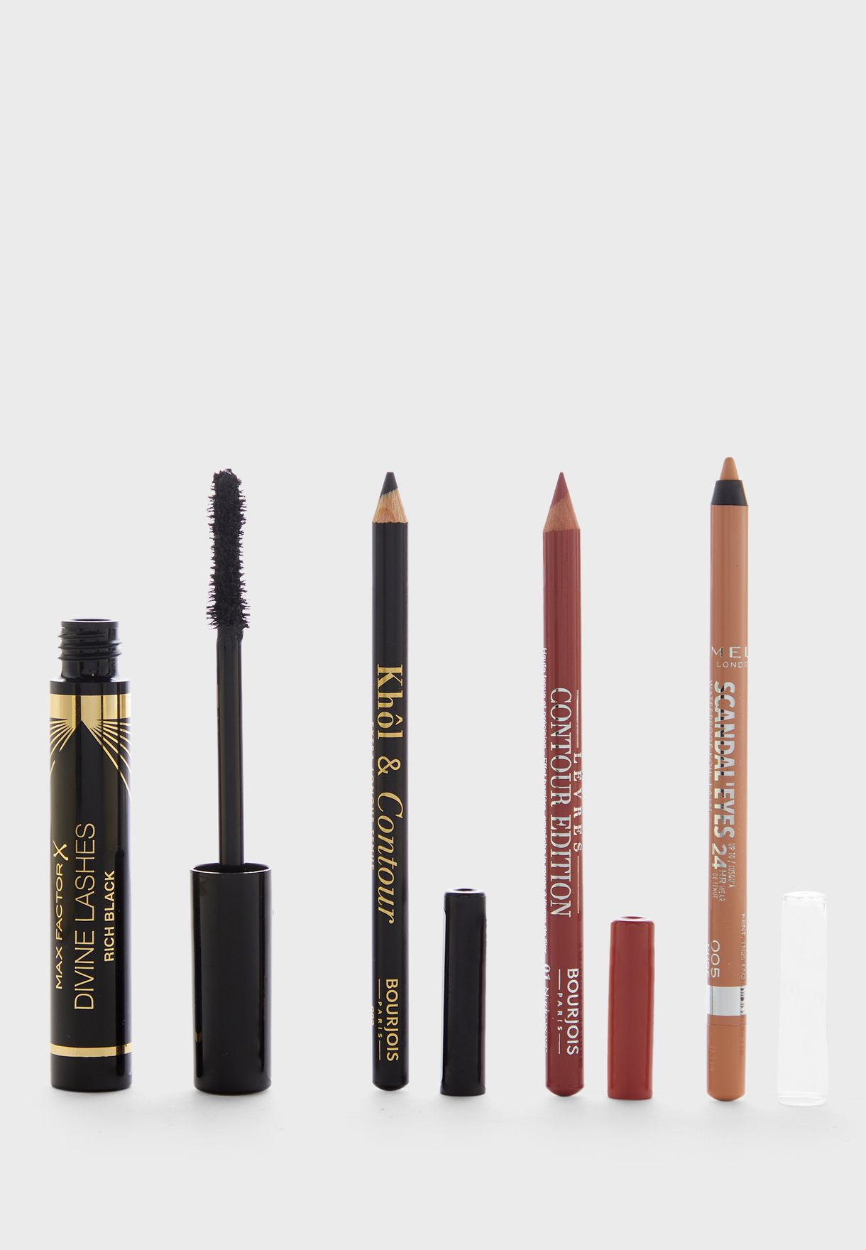 The Ultimate Make-Up Essentials 10 Day Countdown