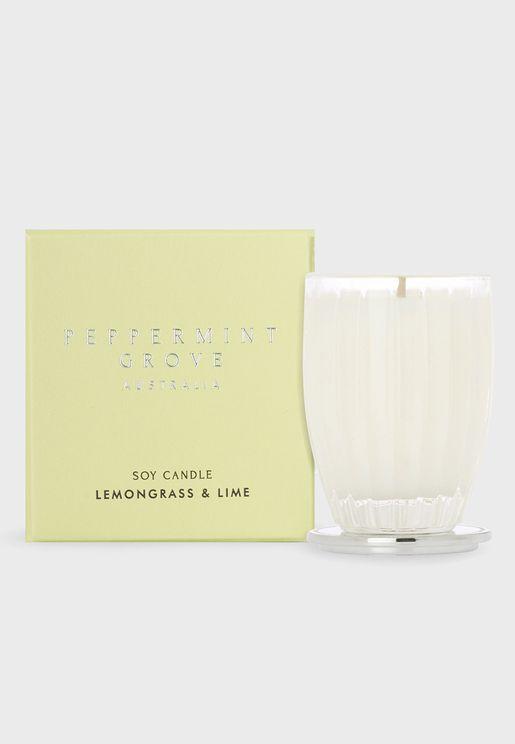 Lemongrass & Lime Candle 60G
