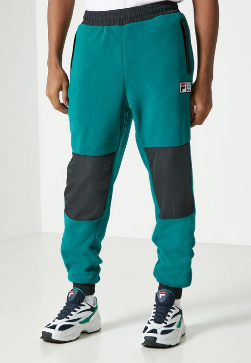 Breithorn Polar Fleece Woven Sweatpants