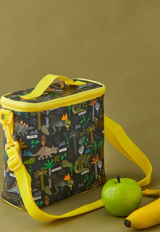 Dinosaur Lunch Bag and Bottle
