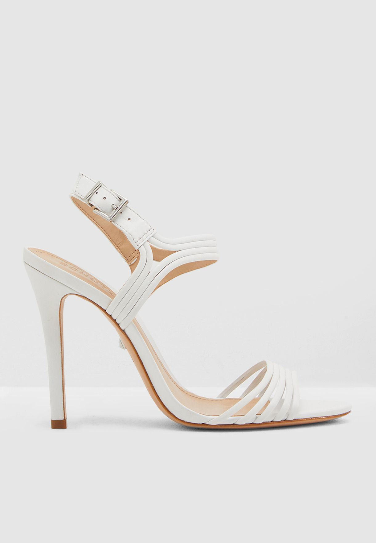 Vegetal Soft Heel Sandal
