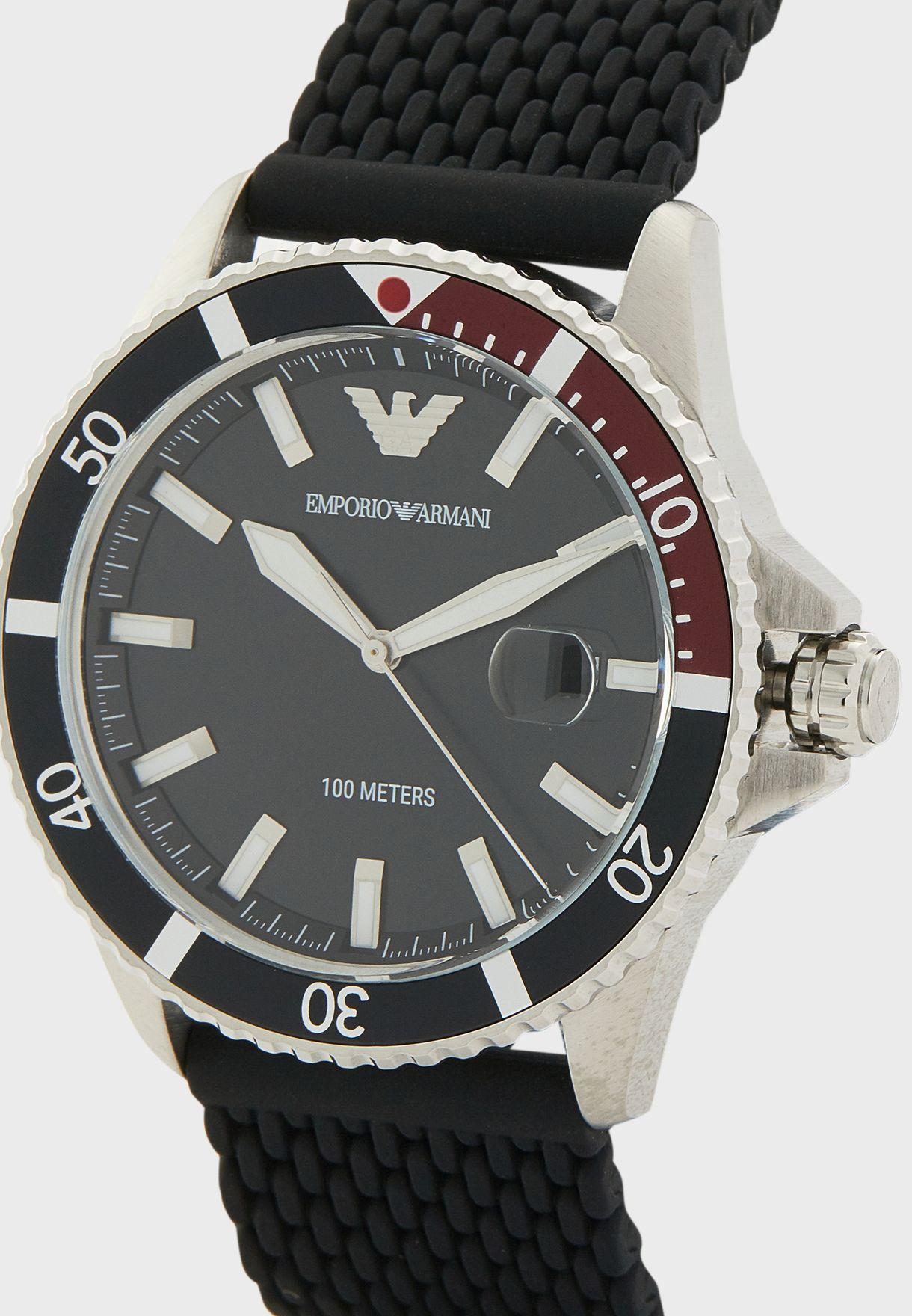 AR11341 Analog Watch