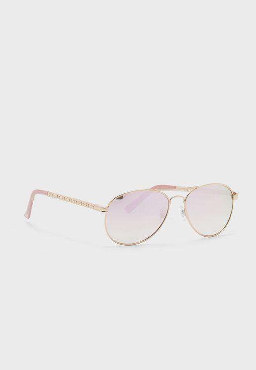 نظارة شمسية بجسر انف