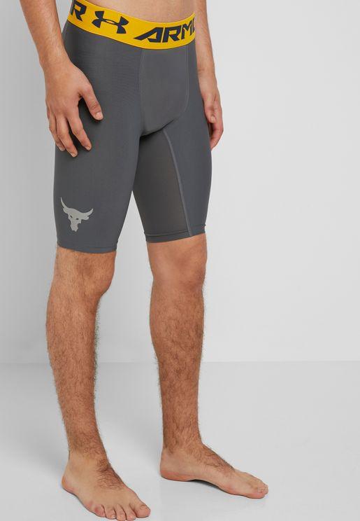 Project Rock HeatGear Armour Shorts