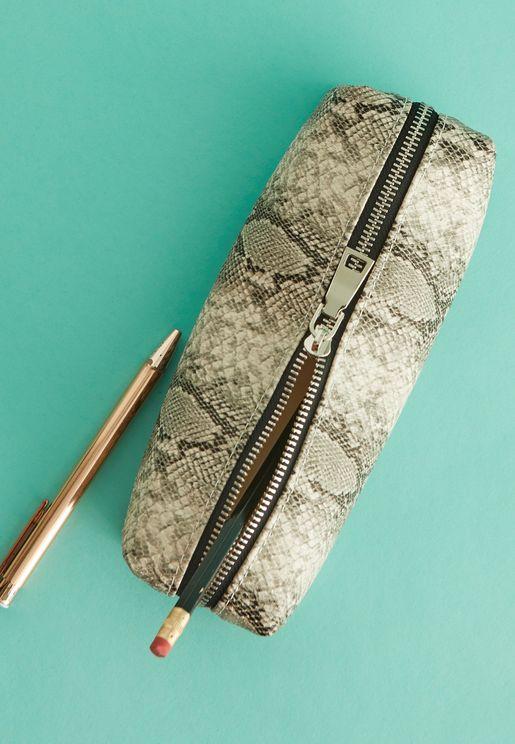 Snake Pencil Case