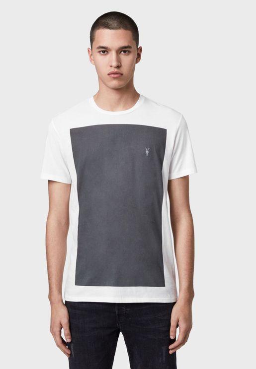 Lobke Crew Neck T-Shirt