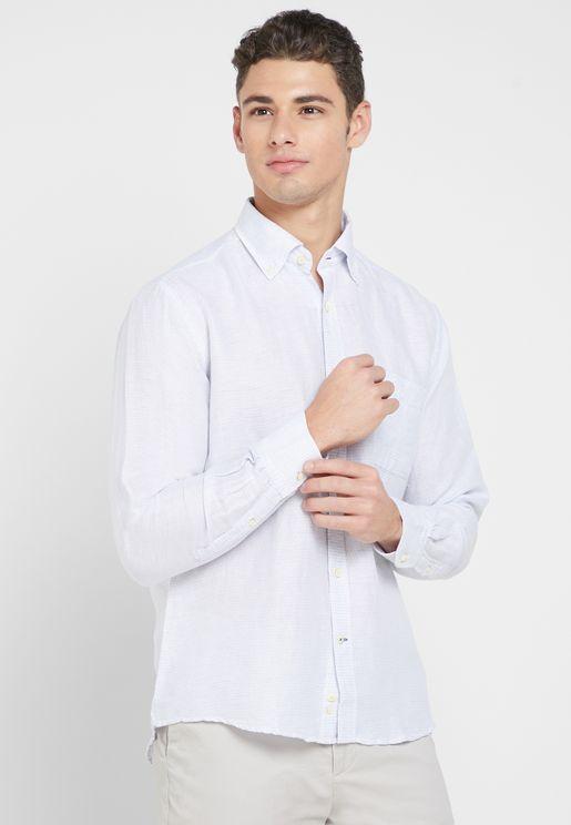 قميص عصري انيق