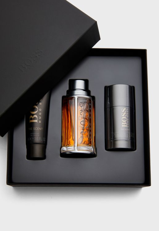 The Scent 100ml Edt Gift Set