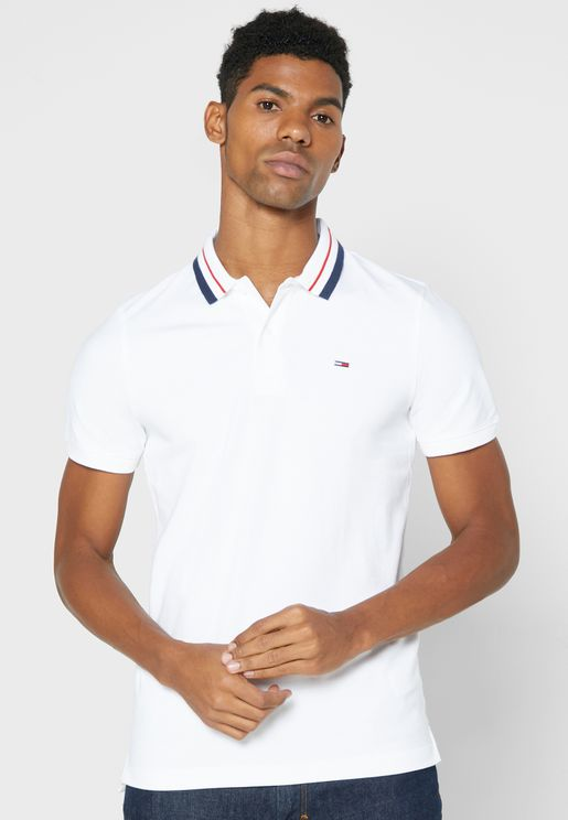Classic Tipped  Polo