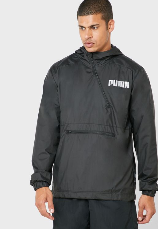 Collective Hooded Jacket