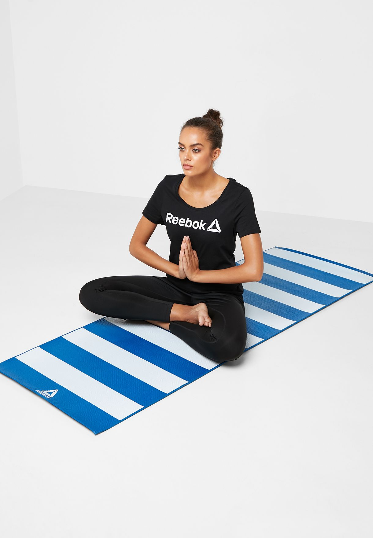 Double Sided Yoga Mat - 4MM