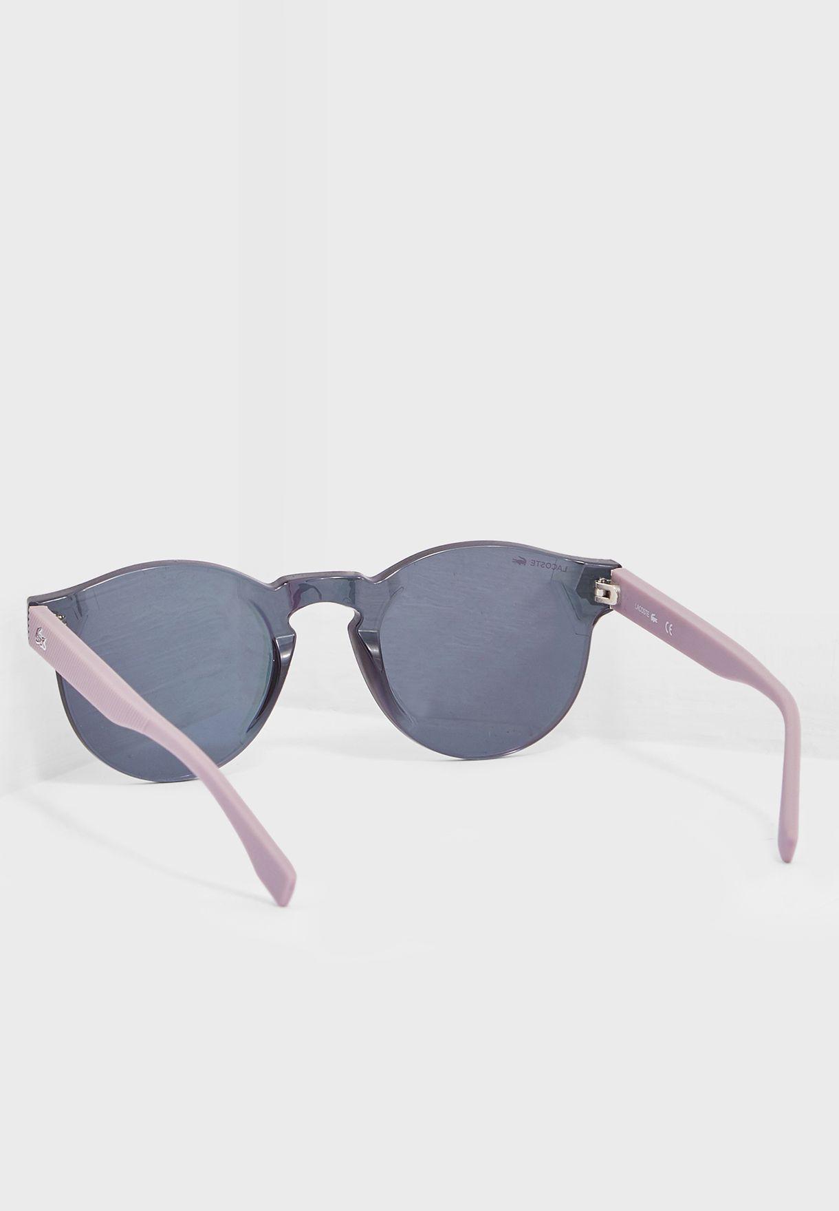 نظارة شمسية شيلد بحماية كاملة من اشعة الشمس