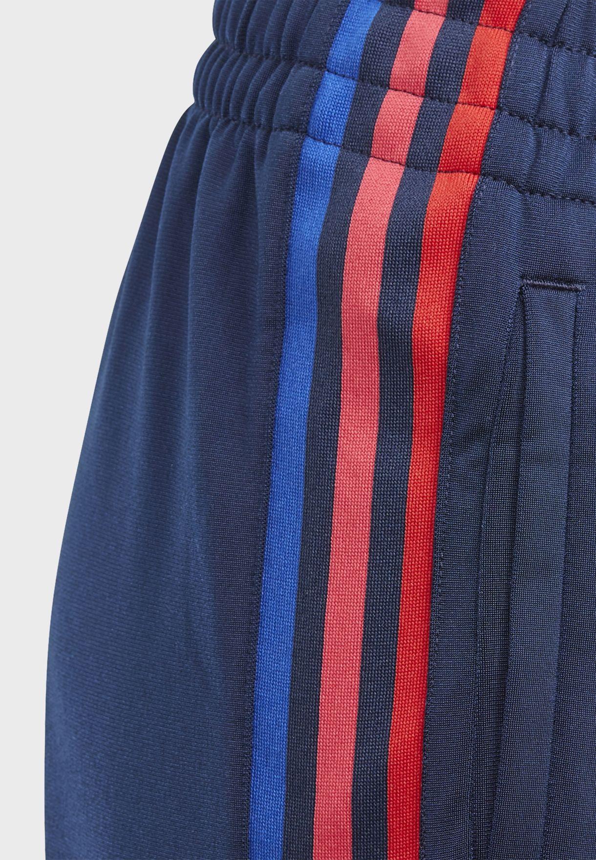 3D Trefoil Adicolor Casual Unisex Tracksuit Pants