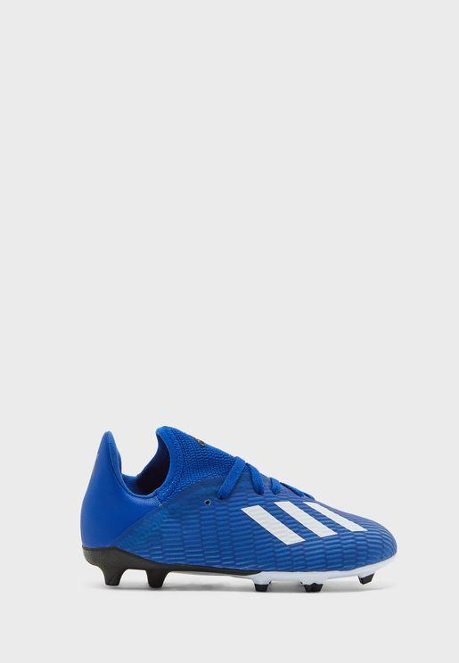 حذاء اكس 19.3 اف جي