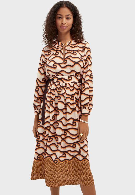 فستان مطبع
