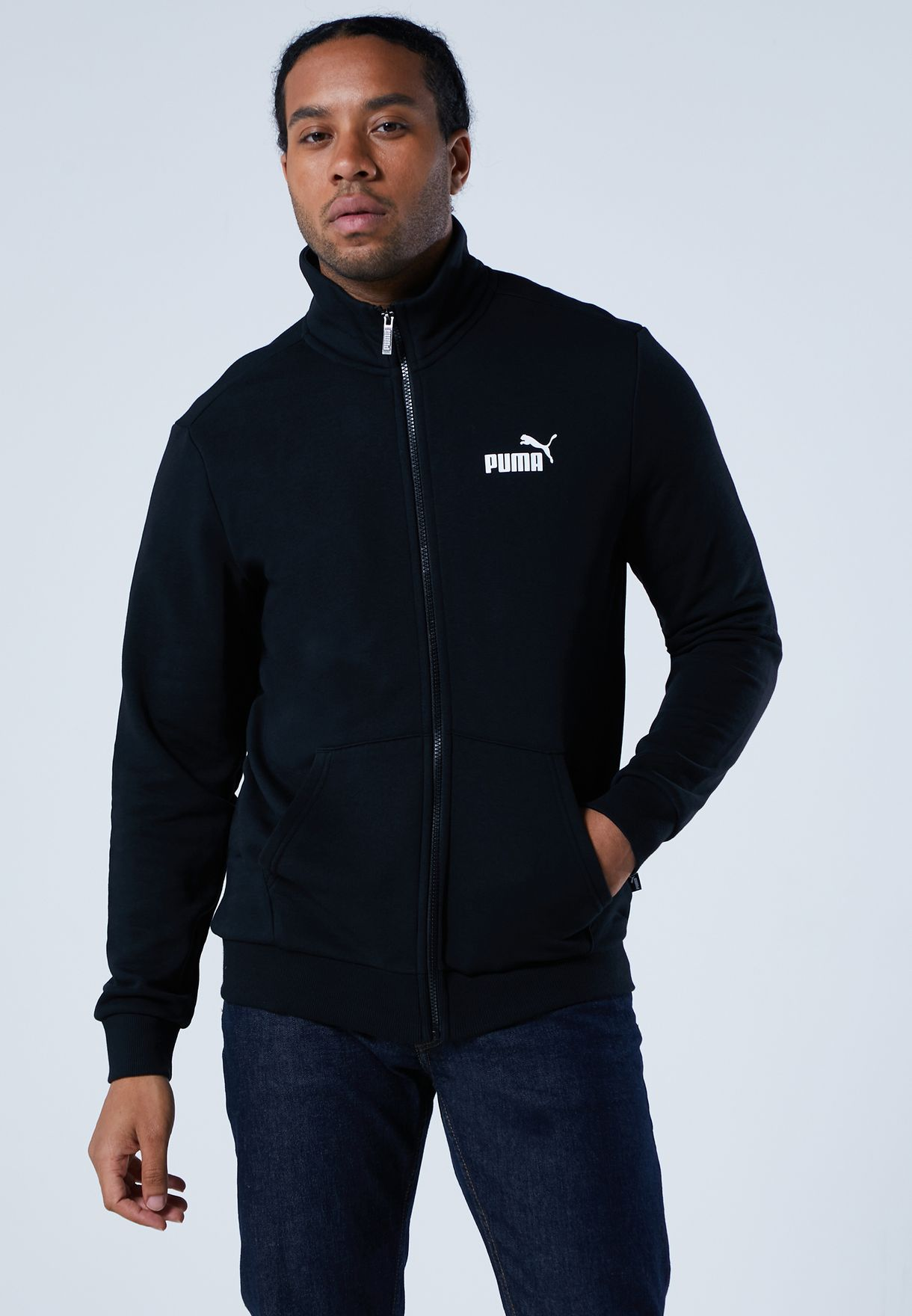 Essential Track Jacket