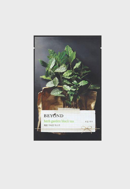 Beyond Herb Garden Mask - Black Tea
