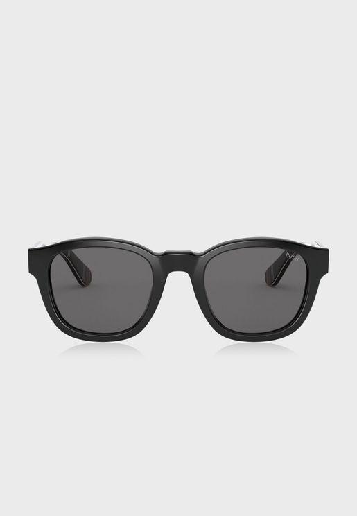 0PH4159 Square Sunglasses