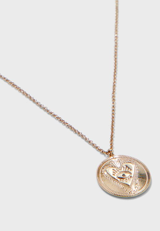 Talisman Pendant Necklace