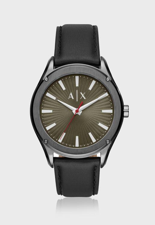 AX2806 Fitz Analog Watch
