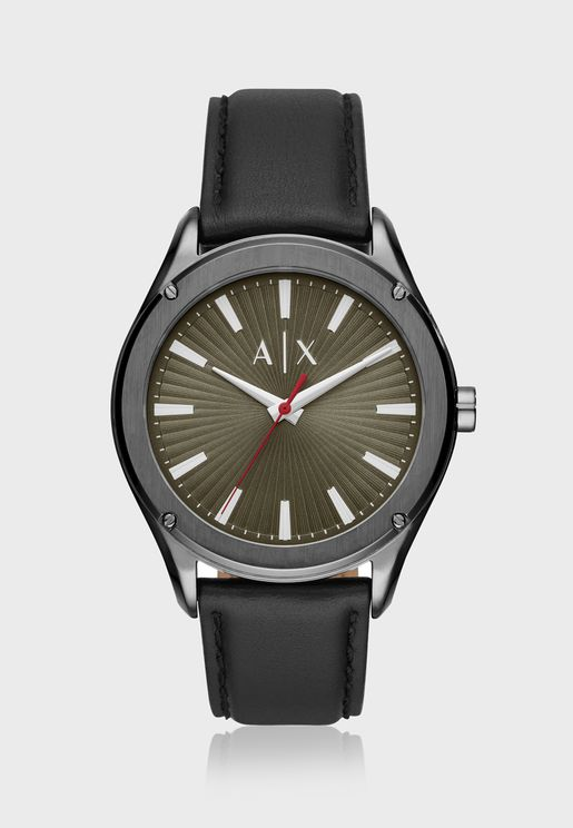 AX2806 Fitz Analog Watch