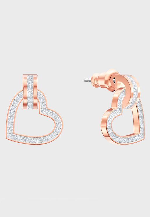 Lovely Pierced Earrings
